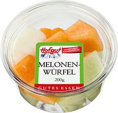Thumbnail Melonenwürfel klein