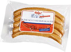 Thumbnail Käse-Schinkenkrakauer