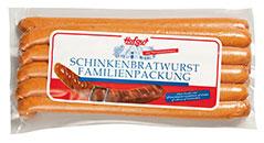 Thumbnail Schinkenbratwurst Familienpackung 10er