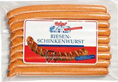 Thumbnail Riesen-Schinkenwurst 9er