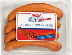Thumbnail Schinkenkrakauer 4er