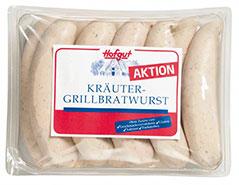 Thumbnail Kräutergrillbratwurst 10er