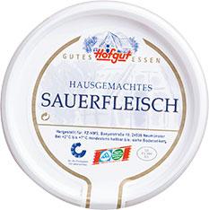 Thumbnail Hausgemachtes Sauerfleisch (Nacken) Mini Eimer