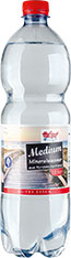 Thumbnail Mineralwasser Medium 1,0l