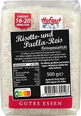 Thumbnail Risotto- & Paella-Reis