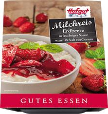 Thumbnail Milchreis mit Erdbeeren