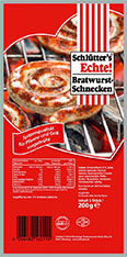 Thumbnail Nürnberger Bratwurstschnecken