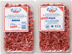 Thumbnail Original Holsteiner Katenschinken mager Würfel
