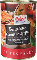 Thumbnail Tomatencremesuppe