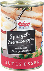 Thumbnail Spargelcremesuppe