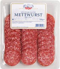 Thumbnail Mettwurst geräuchert