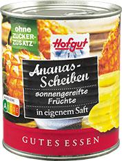 Thumbnail Ananas Scheiben