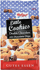 Thumbnail Mini Cookies Double Chocolate