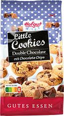 Thumbnail Mini Cookies Double Chocolate