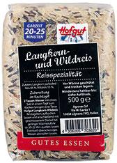 Thumbnail Langkorn & Wildreis