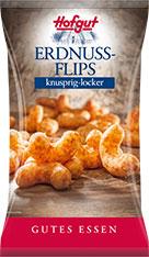 Thumbnail Erdnussflips