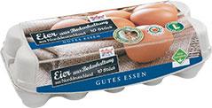 Thumbnail Eier aus Bodenhaltung L 10er
