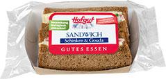 Thumbnail Sandwich Schinken & Käse