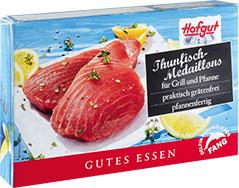 Thumbnail Thunfisch Medaillons