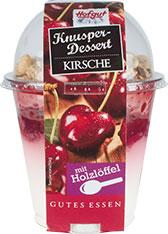 Thumbnail Knusperdessert Kirsche