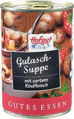 Thumbnail Gulaschsuppe