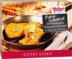 Thumbnail Putenschnitzel paniert