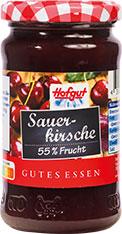 Thumbnail Fruchtaufstrich Sauerkirsche
