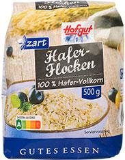 Thumbnail Haferflocken zart