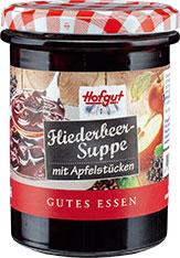 Thumbnail Fliederbeersuppe