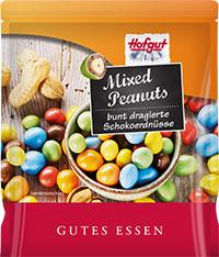 Thumbnail Mixed Peanuts