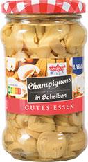 Thumbnail Chamignons Scheiben