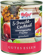 Thumbnail 5-Frucht-Cocktail