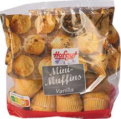 Thumbnail Mini-Muffins Vanilla