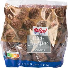 Thumbnail Mini-Muffins Schoko