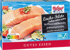 Thumbnail Lachs-Filets natur