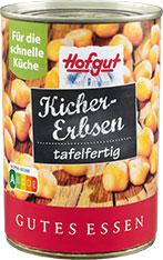 Thumbnail Kichererbsen Dose