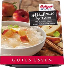 Thumbnail Milchreis mit Apfel & Zimt