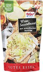 Thumbnail Weinsauerkraut im Beutel