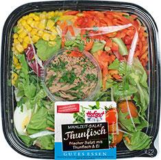 Thumbnail Mahlzeit-Salat Thunfisch