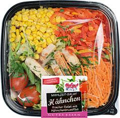 Thumbnail Mahlzeit-Salat Hähnchen