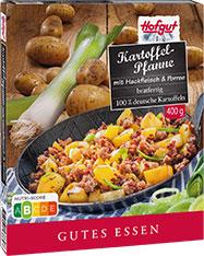 Thumbnail Kartoffelpfanne Hackfleisch & Porree